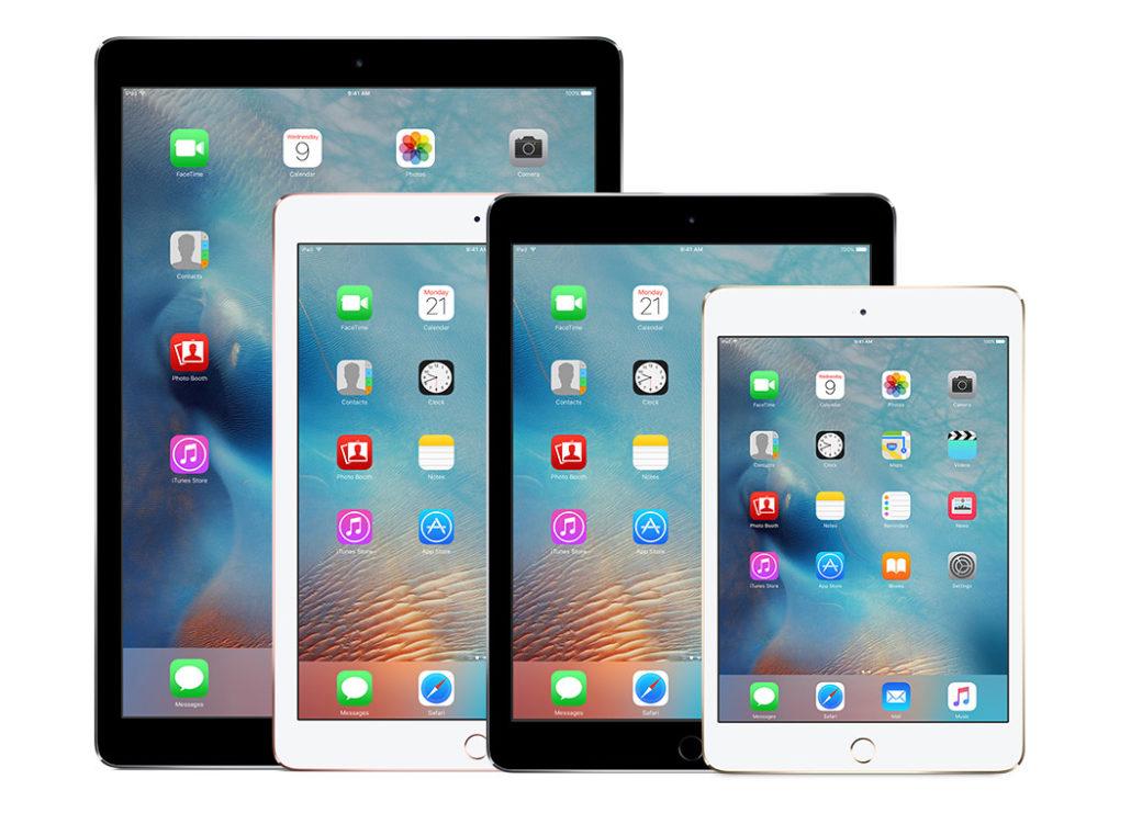 Замена iPad