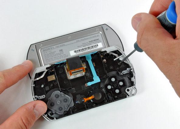 Типичные неисправности PSP