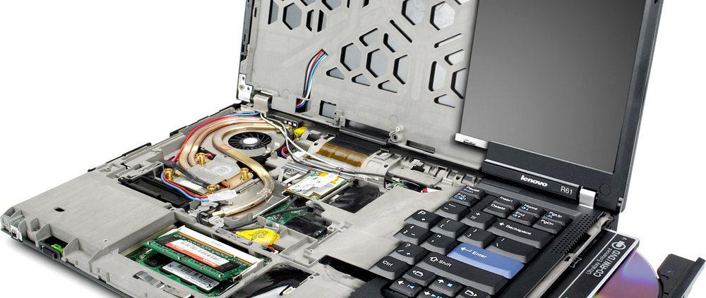 Ноутбук не заряжается, не работают разъемы, порты